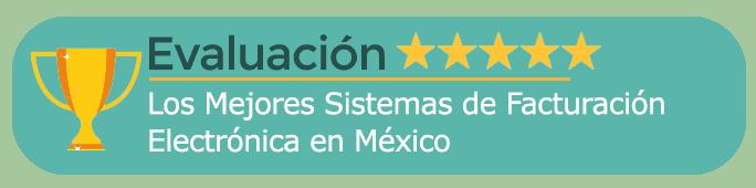 Mejor Sistema de Facturación Electrónica de México