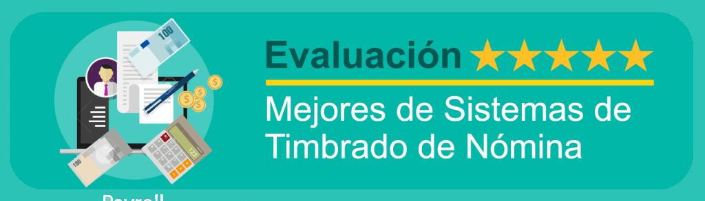 Mejores Sistemas de Timbrado de Nómina en México