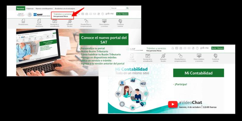Cómo enviar la contabilidad electrónica